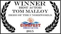 Tom Malloy Wins Best Actor