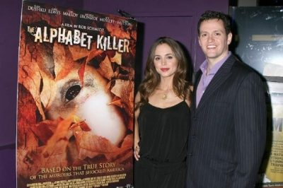 Tom Malloy and Eliza Dushku Alphabet Killer