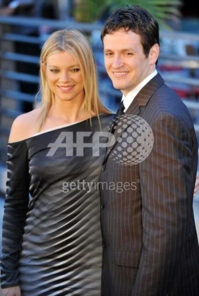 Tom Malloy and Amy Smart