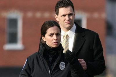 Tom Malloy and Eliza Dushku