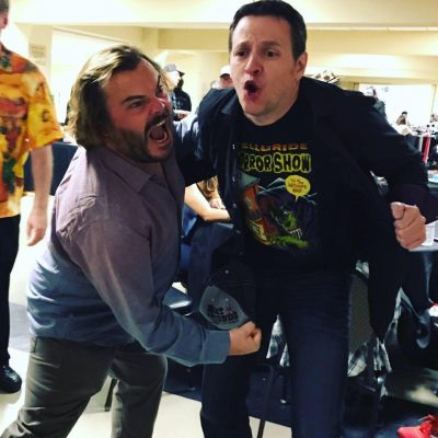 Tom Malloy and Jack Black
