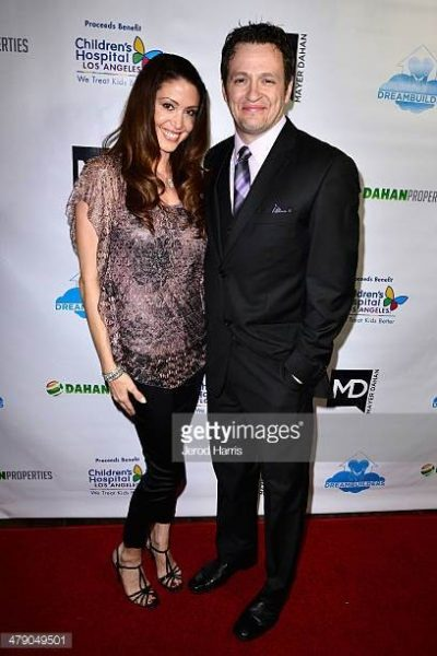 Tom Malloy and Shannon Elizabeth